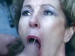 hot milf bukkake - gratis hd pornofilms