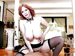 Busty Redhead Milf - Volwasse Amateur Sex Videos