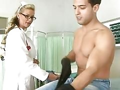 milf hunter nurse - hot video xxx