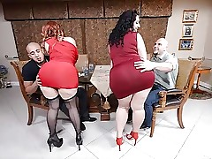 Bubble butt milfs - video's van seks