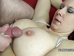 busty redhead milf - mature video di sesso amatoriale.